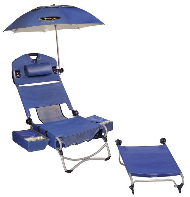 LoungePac beach chair