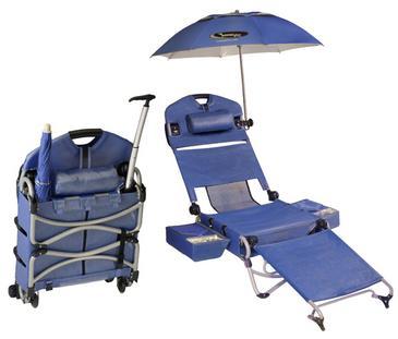 Loungepac beach chair